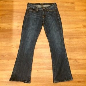 Lucky Brand Sofia Boot Flare Jeans Size 6/28